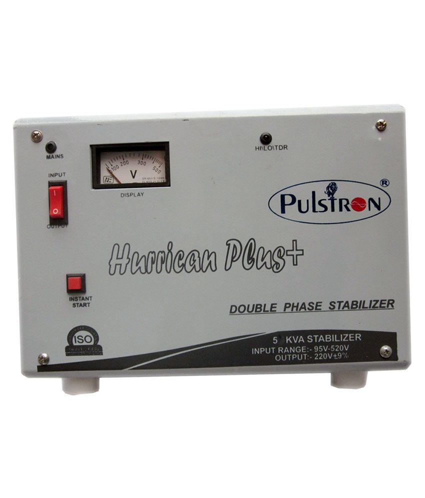 Pulstron PTI-5520 Voltage Stabilizer