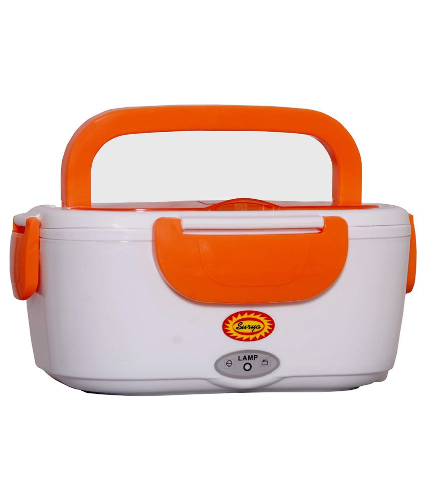 surya electric lunch box assorted colour buy online at best price rh snapdeal com
