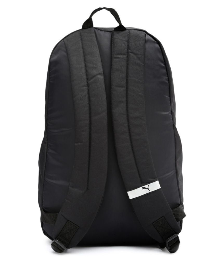 ... Puma Branded Backpack College Bag School Bags 25 Litres Red Graphic ... 71cf55ba3d3b3