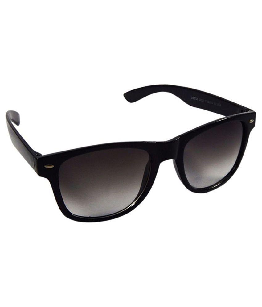 47036eb730 Silver Kartz Classic Wayfarer Sunglasses Silver Kartz Classic Wayfarer  Sunglasses ...