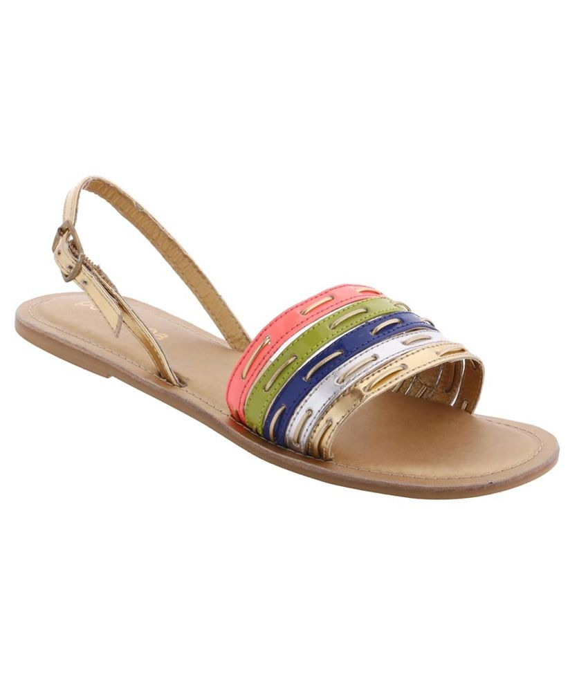 Peterpapa Multicolour Sandals