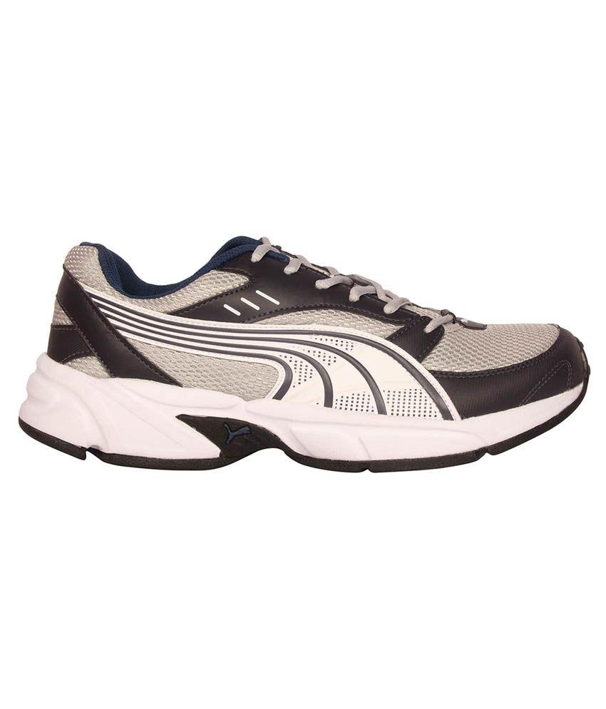 35ef86ed327 Puma Atom II DP Gray Sports Shoes - Buy Puma Atom II DP Gray Sports ...