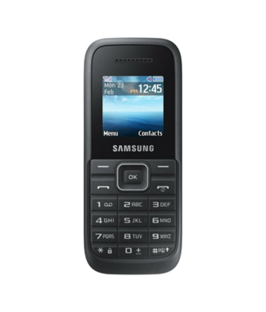 samsung guru plus b105e mobile phones online at low prices. Black Bedroom Furniture Sets. Home Design Ideas