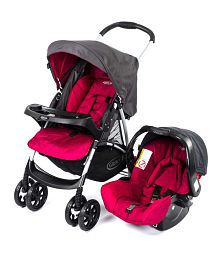Graco Candy Rock Travel System