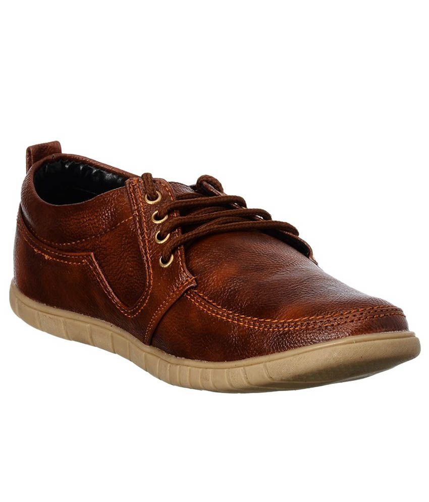 brandvilla brown casual shoes buy brandvilla brown