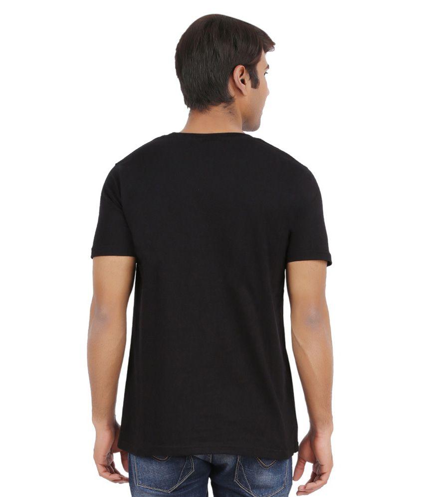 Gallop White Cotton T-shirt