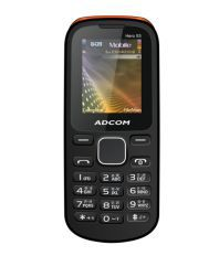 Adcom HeroX5 Fruity Orange
