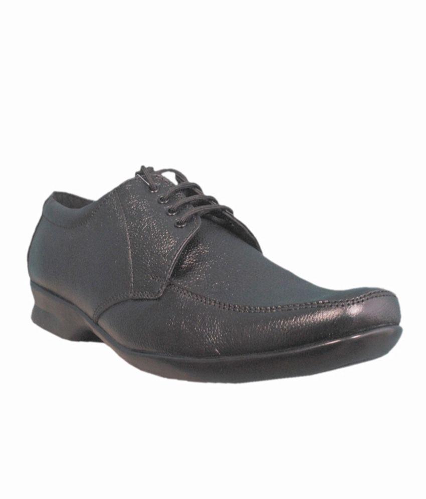 9f33d84c596 Bata Black Formal Shoes Price in India