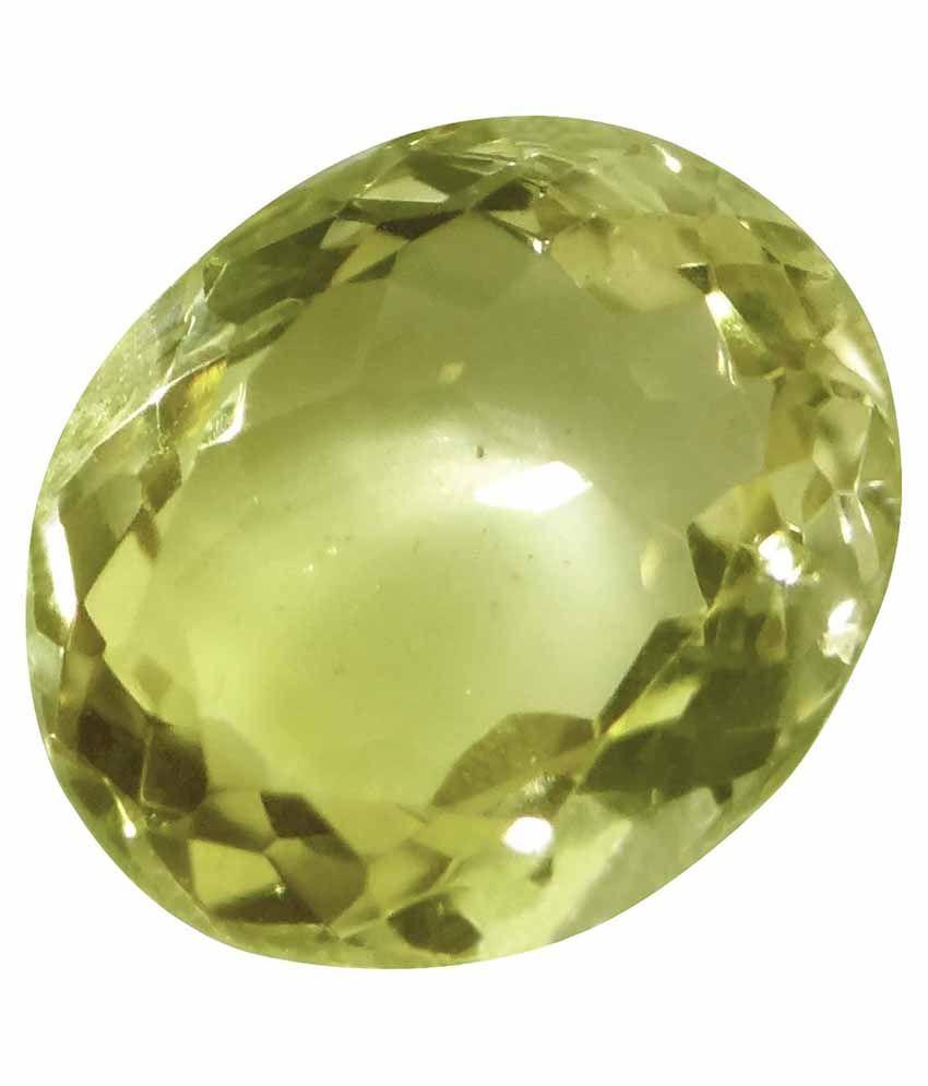 arihant gems jewels yellow citrine sunehla