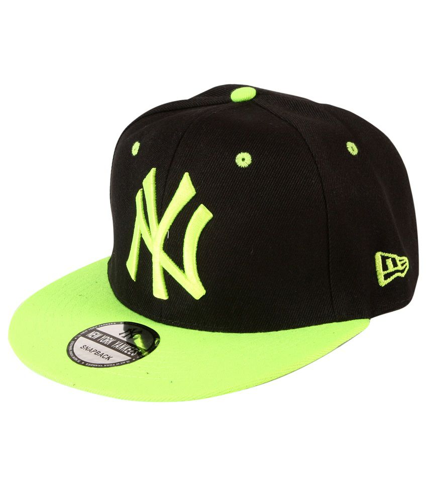 efa129d2b7c ILU 3D NY Yankee Snapback caps - Buy Online   Rs.