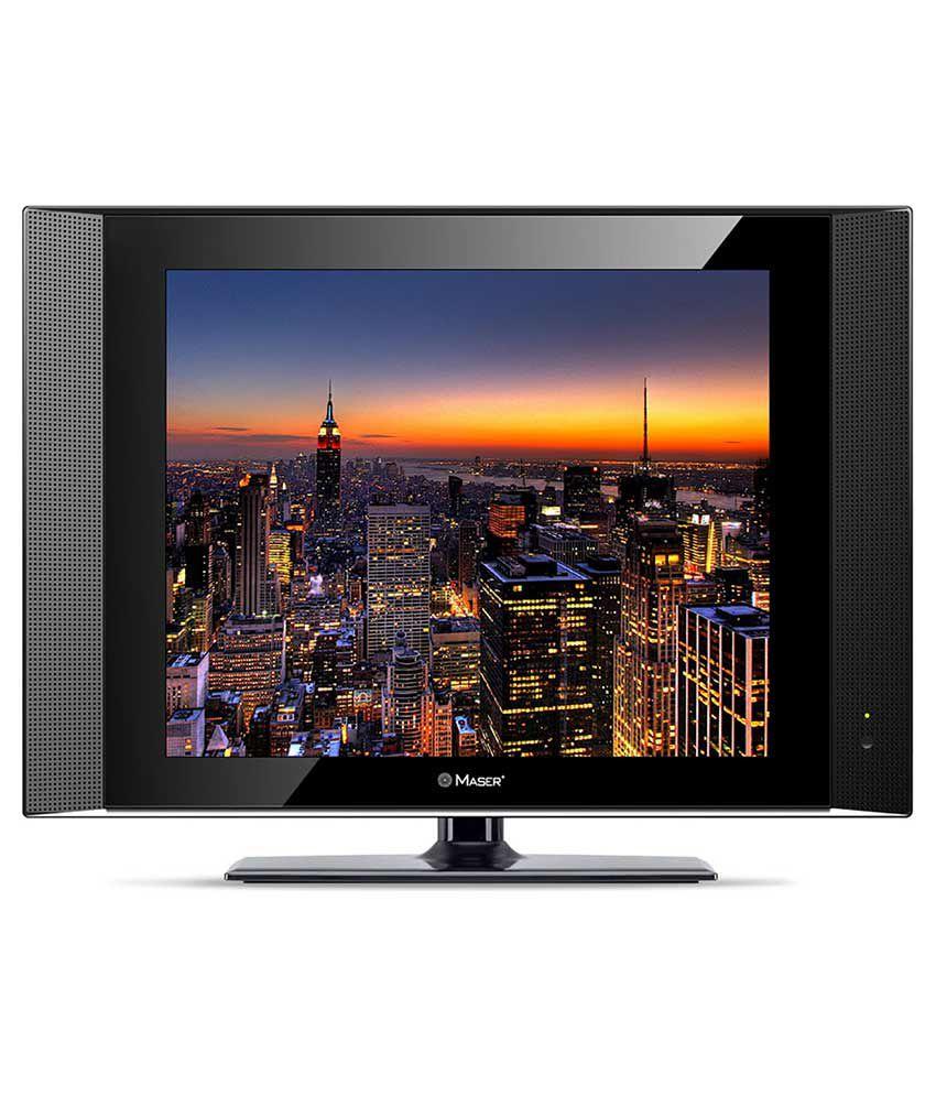 Maser MASER16LED-TV 40.64 cm (16) HD LED Television