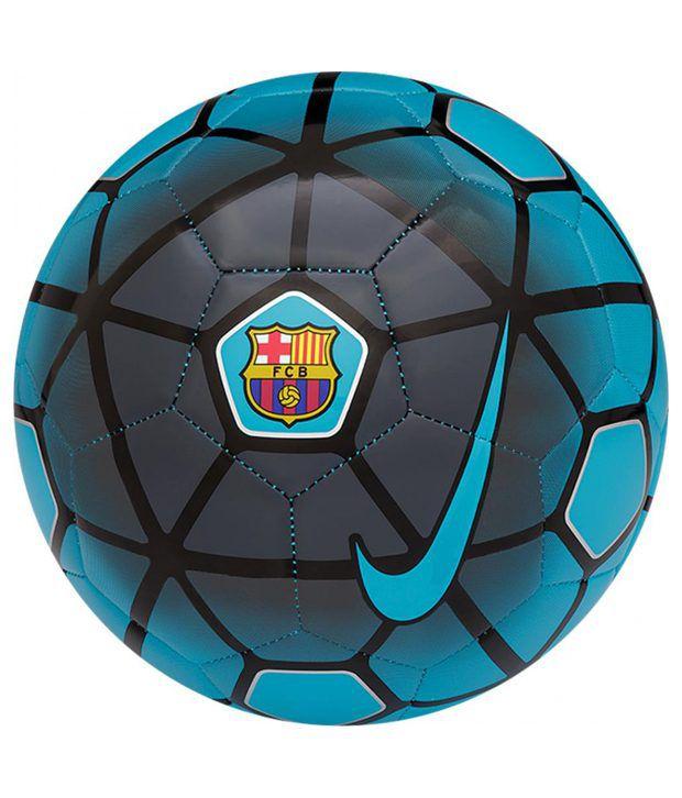 12e2d93f99121 Nike FC Barcelona Football   Ball - 2015 16 Size - 5  Buy Online at ...