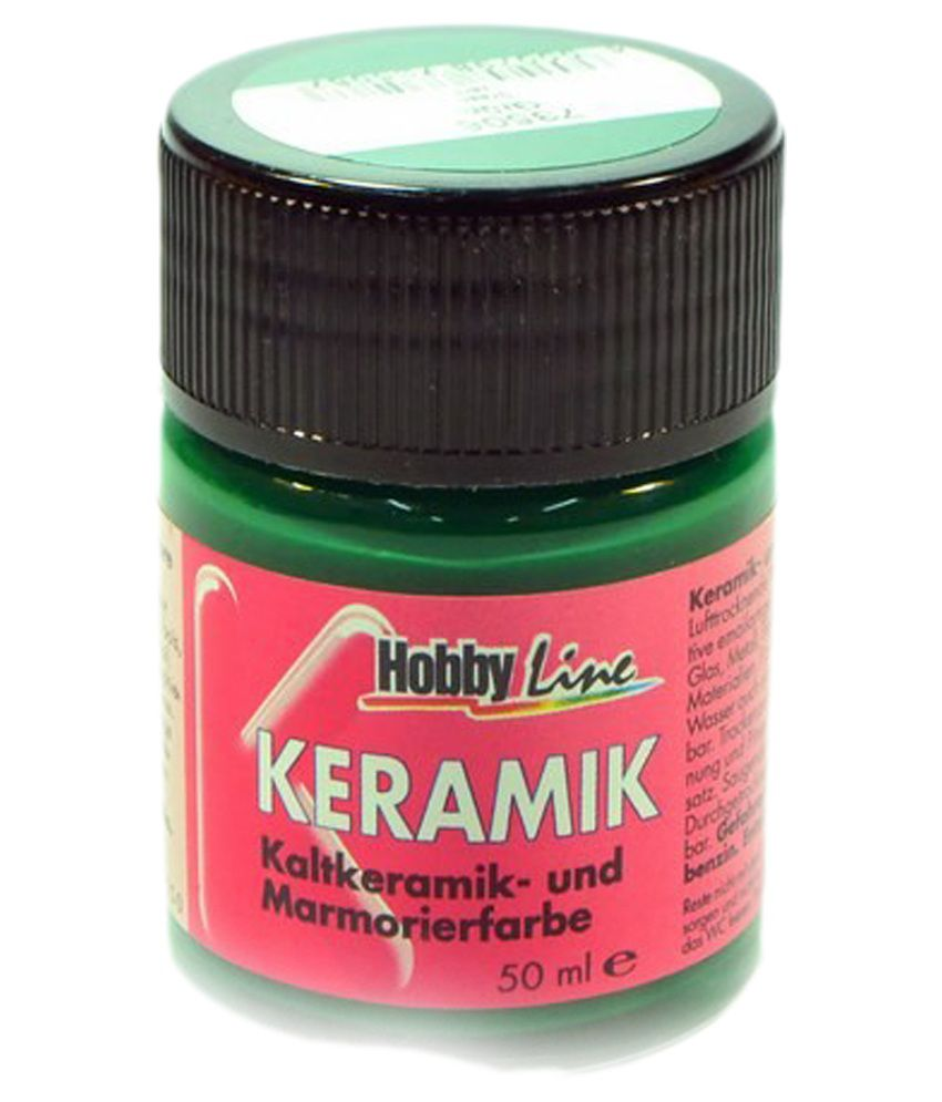 C Kreul Ceramic Paint Green Buy Online At Best Price In India Snapdeal