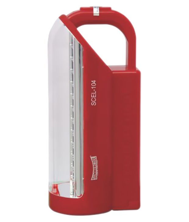 Summercool SCEL-104 15W Lantern Emergency Light