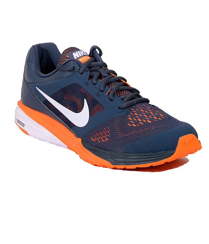 Nike TRI Fusion Run MSL Men Sports Shoes