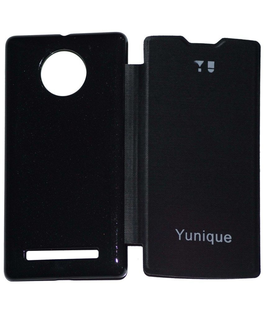 cover letter format online%0A Ifra Flip Cover Case For Yu Yunique YU      Black