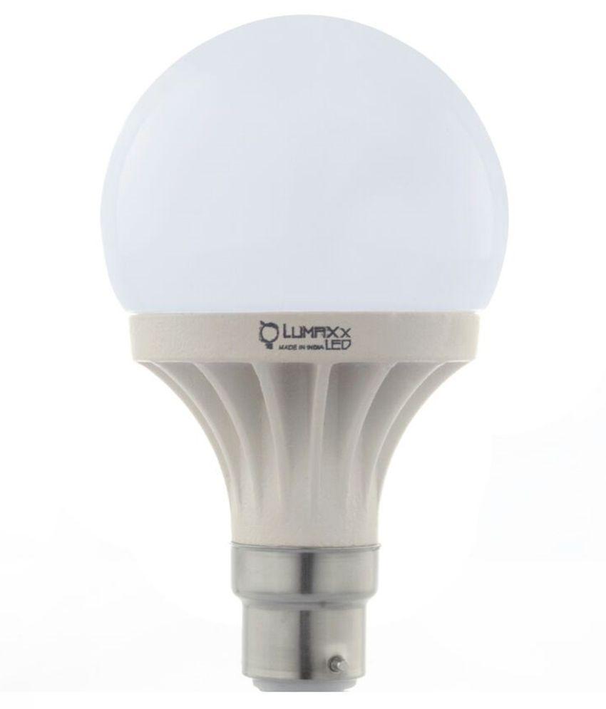 Lumaxx Led White 7w Led Bulb - Set Of 2