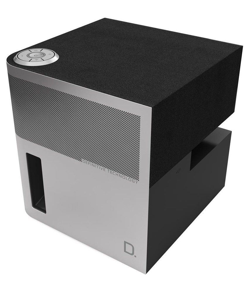 Definitive Technology Cube Bluetooth Speaker