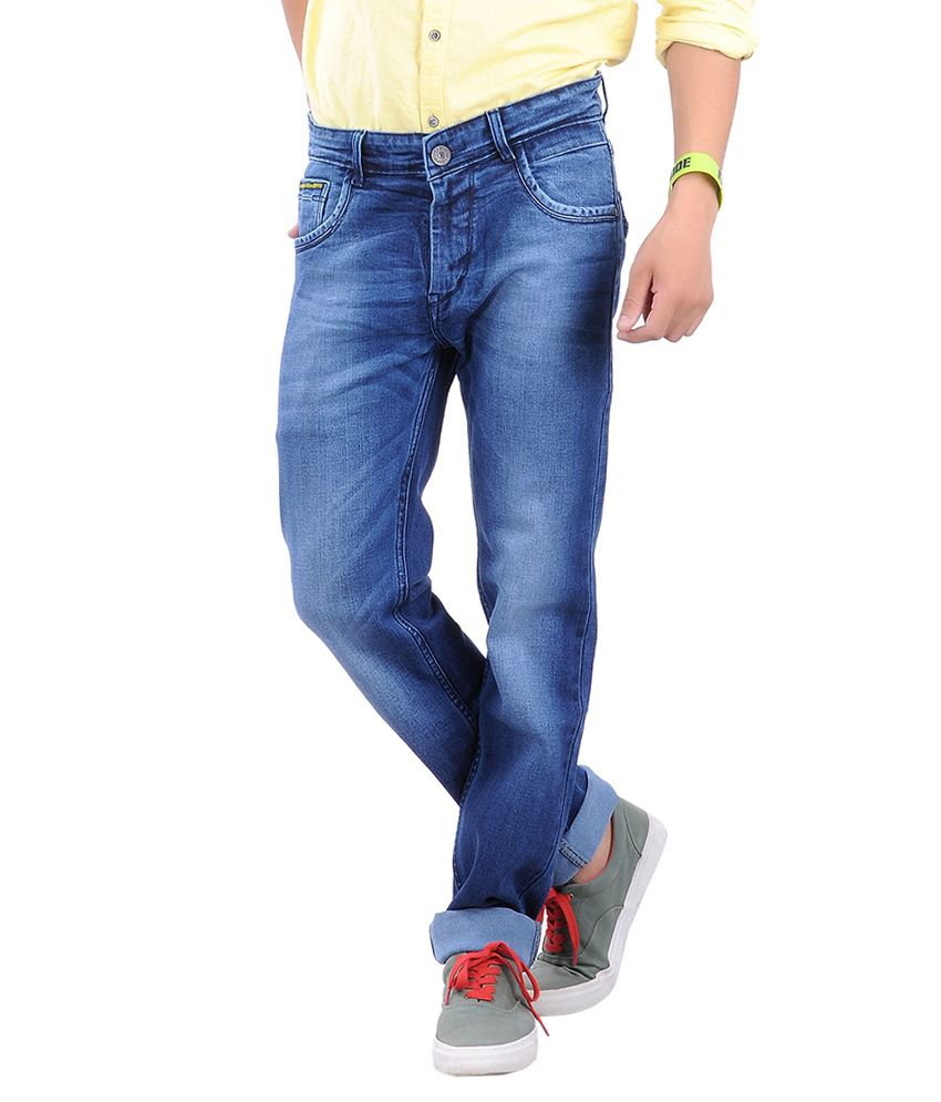 LA Marino Babeo Slim Fit Men's Jeans