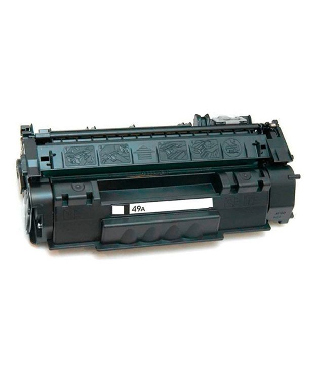 Dubaria 49A Black Toner Cartridge Compatible for HP 49 A / Q5949A
