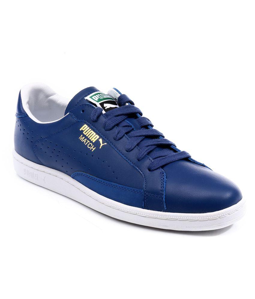 Puma Blue Shoes Online