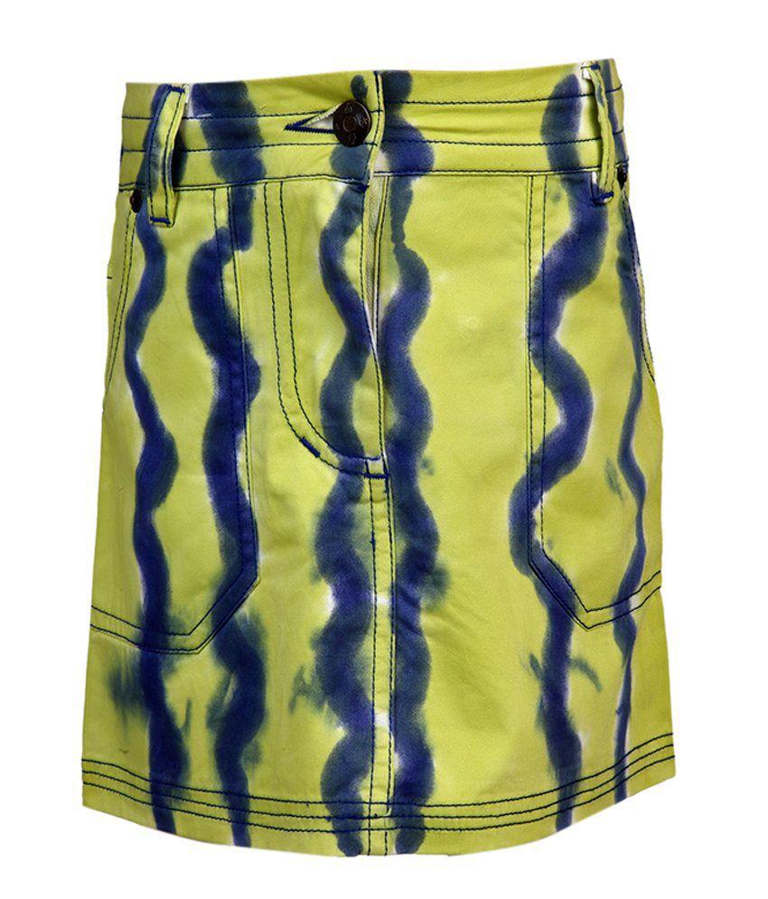 UFO Green Shorts