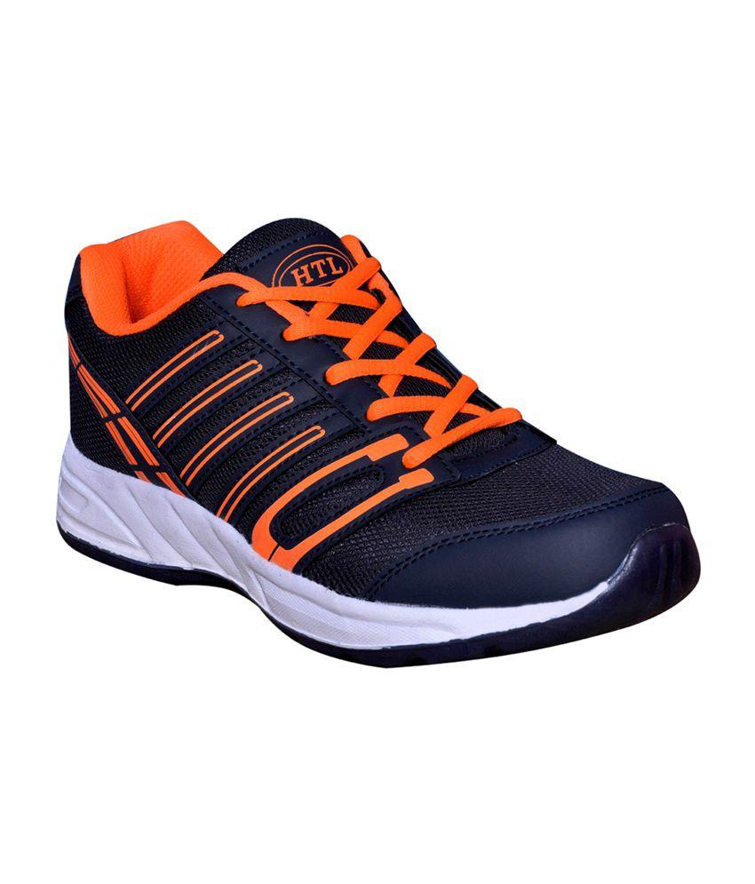 Buy Hitcolus Navy Blue \u0026 Orange Running
