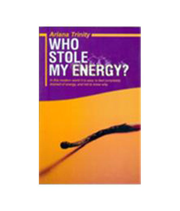 Who Stole My Energy?