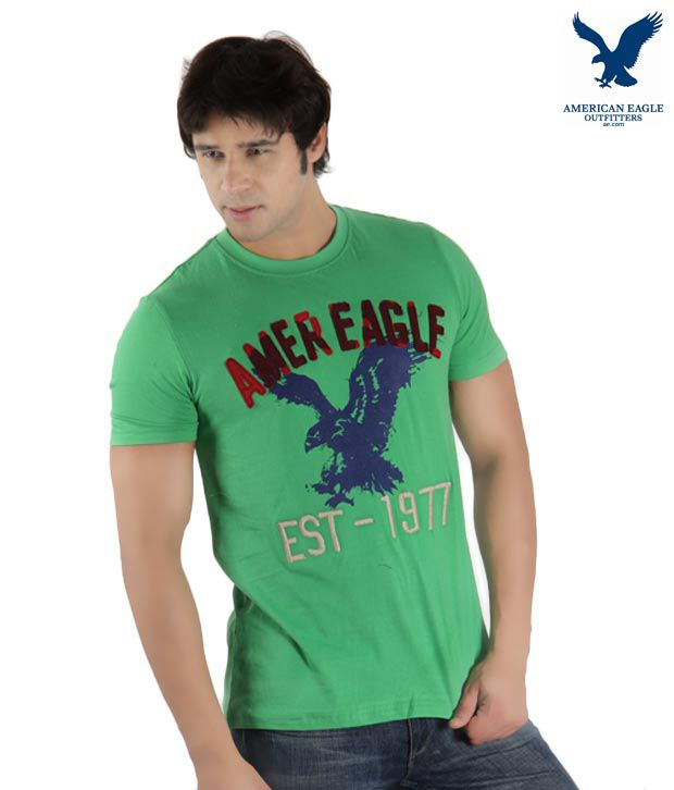 American Eagle Gentle Green T-Shirt