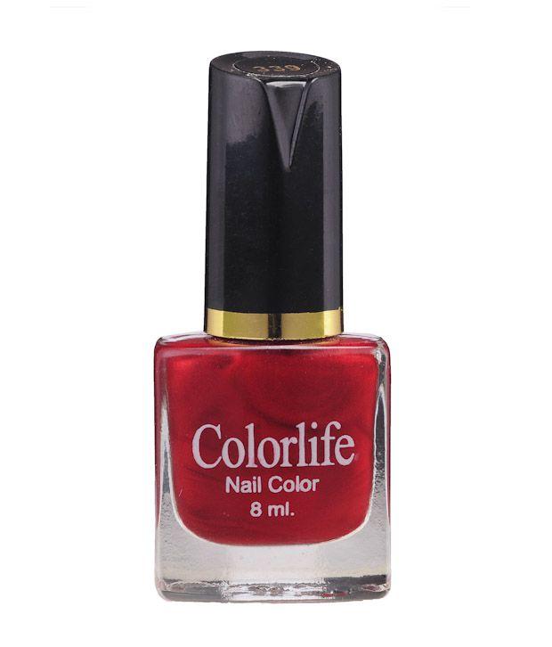 Colorlife Nail Enamel 339  8ml