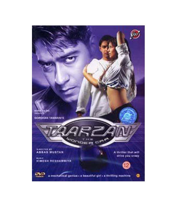 Taarzan The Wonder Car Hindi Dvd Buy Online At Best Price In