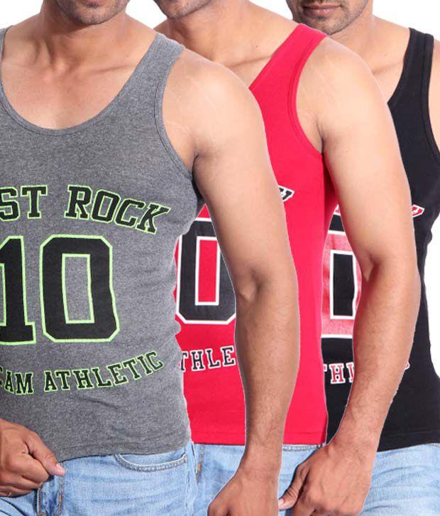 Westrock Cool Sports Vest Set of 3