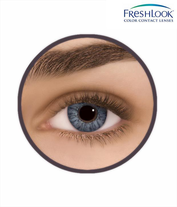 FreshLook Monthly Disposable Sterling Gray Lenses