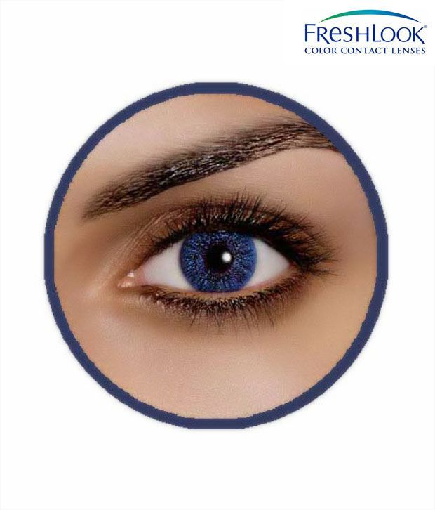 FreshLook Monthly Disposable True Sapphire Lenses