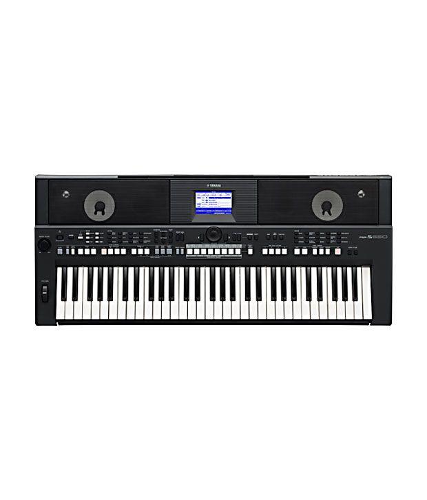 Yamaha digital keyboard psr s650 buy yamaha digital for Yamaha keyboard india