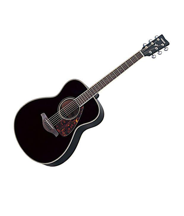 Yamaha Acoustic Guitar Fs720s Black Buy Yamaha Acoustic Guitar