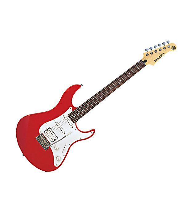 yamaha electric guitar pacifica112j red metallic buy yamaha electric guitar pacifica112j. Black Bedroom Furniture Sets. Home Design Ideas