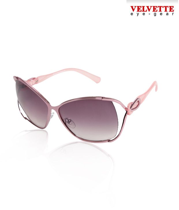 Velvette  Pinks &  Purples Sunglasses