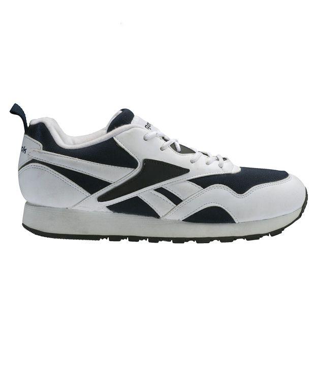 76705415d302cf Reebok Blaze White   Navy Jogging Shoes - Buy Reebok Blaze White ...
