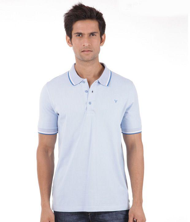Yepme Classic Light Blue T-Shirt