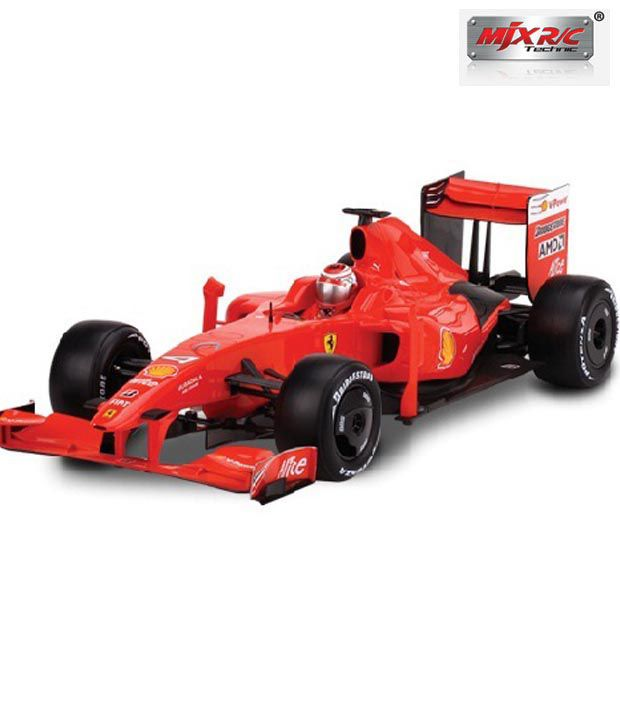 MJX R/C Ferrari F60 - Red 1:10  Scale