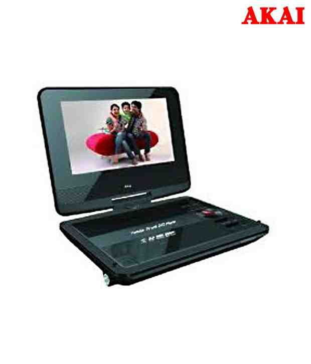 Akai Portable TV DVD Player APTV7100