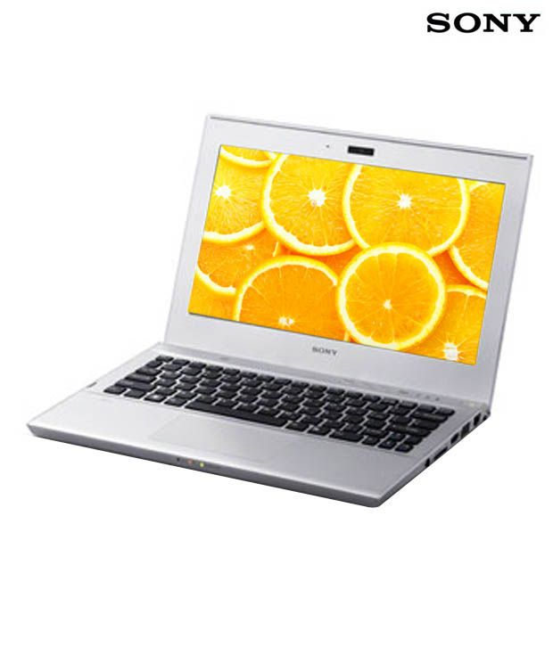 Sony Vaio T Series SVT11113FGS (Silver)