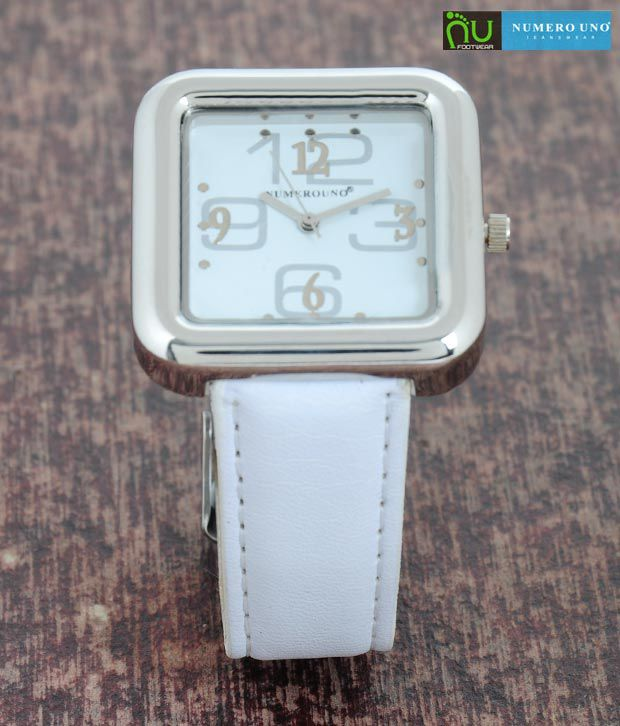 Numero Uno Divine White Watch