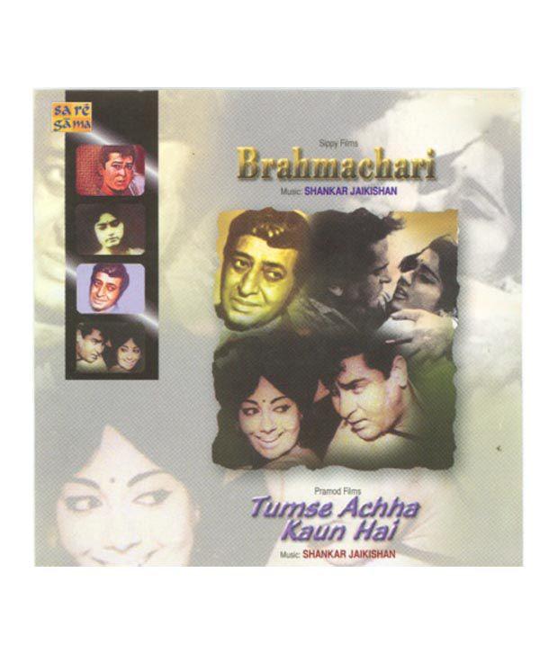 Brahmachari & Tumse Achha Kaun Hai (Audio CD): Buy Online at