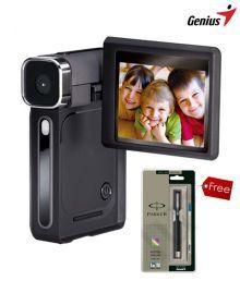 GENIUS-G-Shot Dv5131-Digital Video Camera (with Parker Vector Roller
