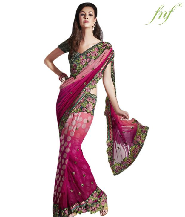 to wear - 1 saree minute how to wear video