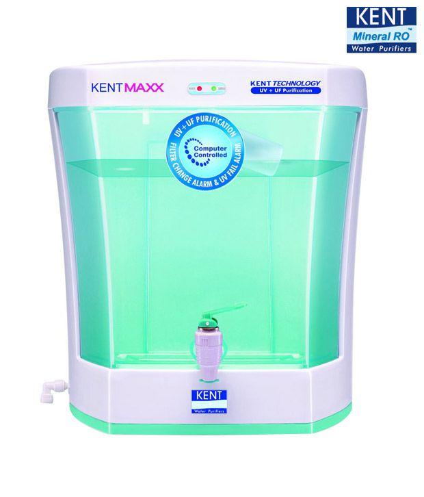 Kent Maxx UV Technology Water Purifier