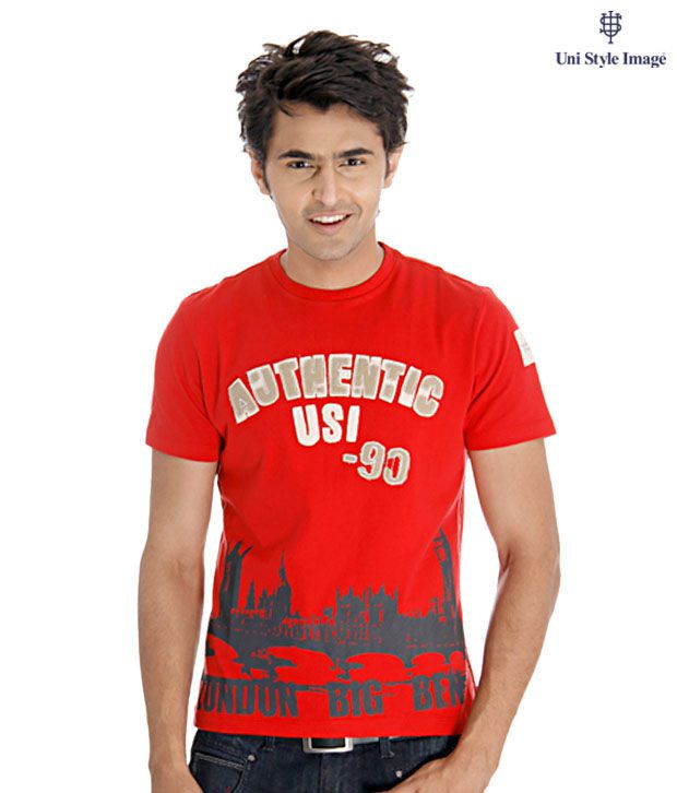 USI Red T-Shirt