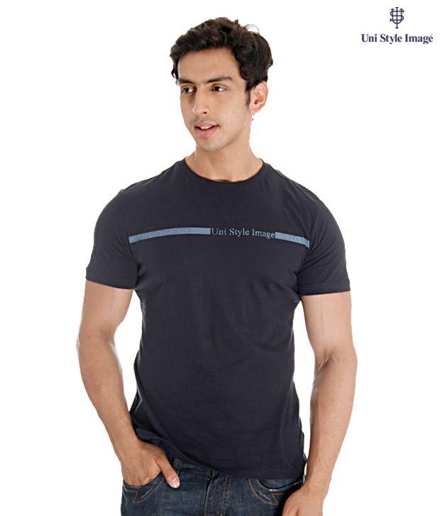 USI Navy Blue T-Shirt